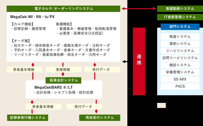 【電子カルテ/オーダリングシステム】